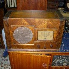 Radios de válvulas: RADIO SUPREMA. Lote 26778906