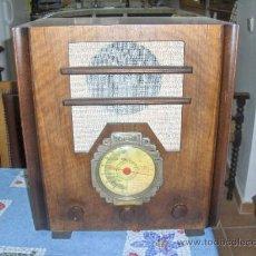 Radios de válvulas: RADIO ANTIGUA POWER-TONE MODELO 322- RESTAURADA. Lote 26624483