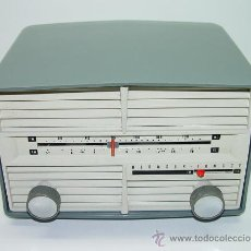 Radios de válvulas: RADIO DE 6 VALVULAS AM/FM BLONDER-TONGUE R-96.PEQUEÑA..SANNA. Lote 26716005