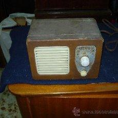 Radios de válvulas: RADIO PEQUEÑA. Lote 26803198