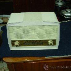 Radios de válvulas: RADIO BERTRAN FUNCIONANDO. Lote 26938581