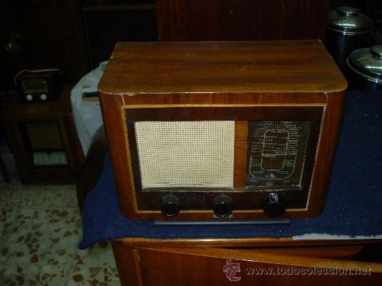 RADIO PATHE (Radios, Gramófonos, Grabadoras y Otros - Radios de Válvulas)