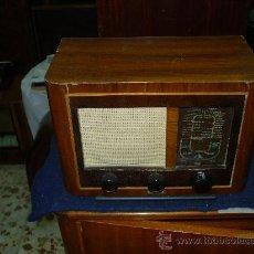 Radios de válvulas: RADIO PATHE. Lote 26938929