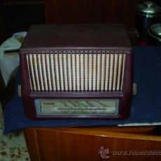 Radios de válvulas: RADIO INVICTA. Lote 26961052