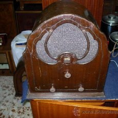Radios de válvulas: RADIO CAPILLA PHILCO FUNCIONANDO. Lote 26961514
