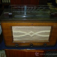 Radios de válvulas: RADIO PHILIPS FUNCIONANDO. Lote 26961741