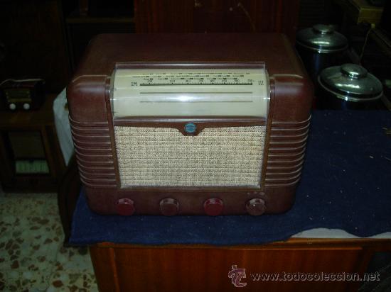 RADIO MARCONI (Radios, Gramófonos, Grabadoras y Otros - Radios de Válvulas)