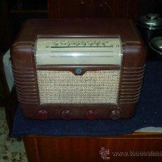 Radios de válvulas: RADIO MARCONI. Lote 27053788