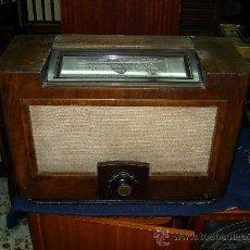Radios de válvulas: PHILIPS MONOMANDO. Lote 27353823