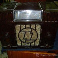 Radios de válvulas: RADIO ORADYNE FUNCIONANDO A 220 V.. Lote 27353905