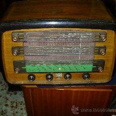 Radios de válvulas: RADIO IBERIA FUNCIONANDO. Lote 27353952