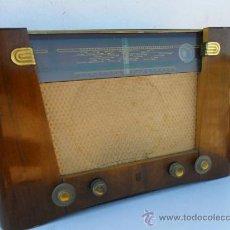 Radios de válvulas: RADIO ANTIGUA DE VALVULAS. Lote 27842497