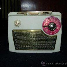 Radios de válvulas: RADIO SIN MARCA. Lote 27914558