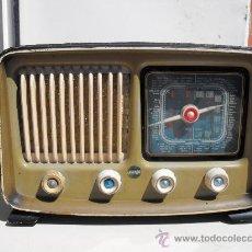 Radios de válvulas: DANUBIO AZUL. Lote 27959132