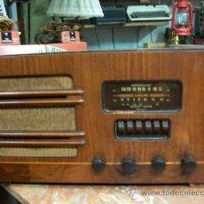 Radios de válvulas: ANTIGUA RADIO BROADCAST. Lote 28224103