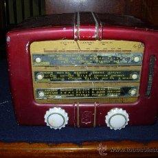 Radios de válvulas: RADI DJINN 49. Lote 29311926