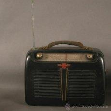 Radios de válvulas: RADIO DE BAQUELITA. WEEKEND II. 1950 - 1952. (BRD. NO.: 4924). Lote 29505822