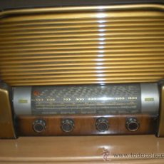 Radios de válvulas: RADIO VICA MODELO 156. Lote 29566262