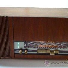 Radios de válvulas: RADIO DE VALVULAS EMUD FUNKBERATER EXCLUSIV 201 AM/FM....SANNA. Lote 30120129
