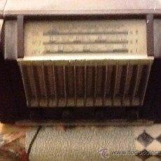 Radios de válvulas: ANTIGUA RADIO MARCONI.. Lote 30153657