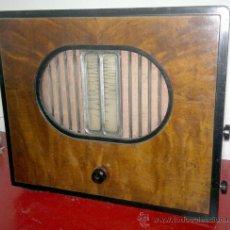 Radios de válvulas: RADIO RADIOLA . Lote 30360305