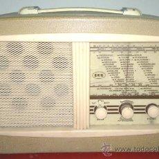 Radios de válvulas: RADIO DUX (FUNCIONA). Lote 30360823