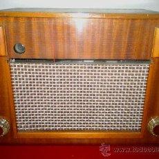 Radios de válvulas: RADIO STELLA (FUNCIONA). Lote 30360874