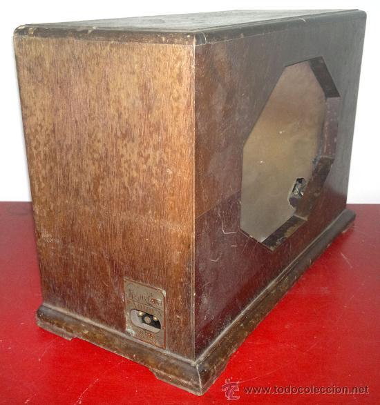 Radios de válvulas: RADIO RADIOLA AÑO 1930 - Foto 4 - 30360683