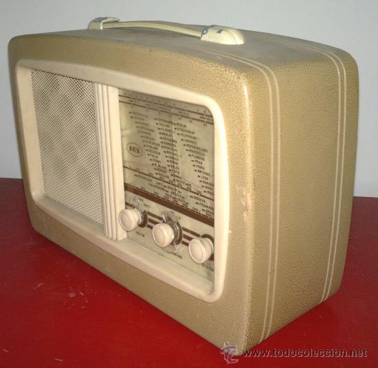 Radios de válvulas: RADIO DUX (FUNCIONA) - Foto 2 - 30360823