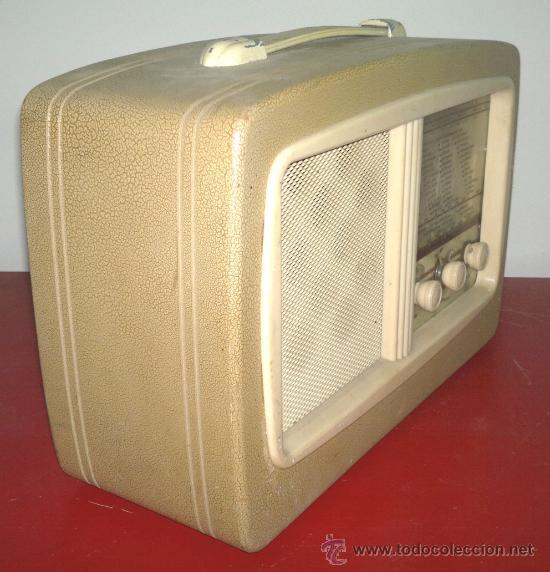 Radios de válvulas: RADIO DUX (FUNCIONA) - Foto 3 - 30360823