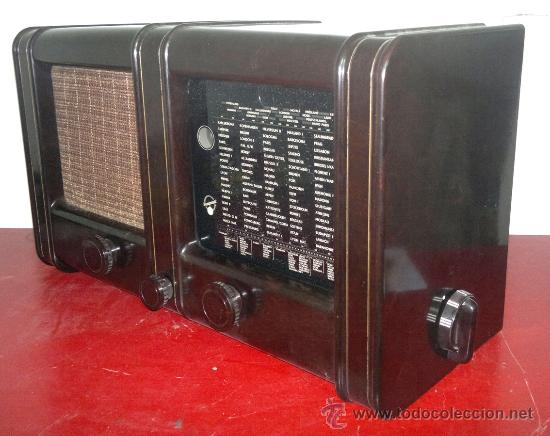 Radios de válvulas: RADIO BLAUPUNKT - Foto 2 - 30360975