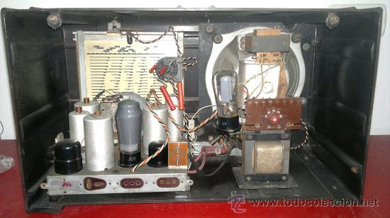 Radios de válvulas: RADIO BLAUPUNKT - Foto 4 - 30360975