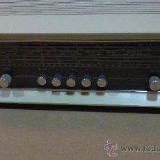 Radios de válvulas: &-ANTIGUA RADIO DE TRANSISTORES.(SABA-TRIBERG-G MOD.TR-G.) MADE IN WESTERN GERMANY.. Lote 30311508