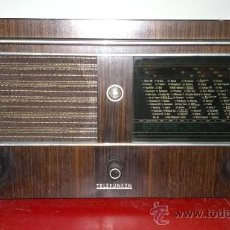 Radios de válvulas: RADIO TELEFUNKEN. Lote 30377867