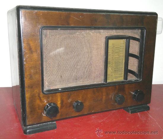 Radios de válvulas: RADIO RADIOLA - Foto 2 - 30377961