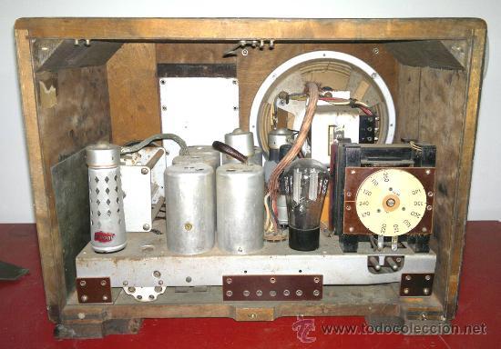 Radios de válvulas: RADIO RADIOLA - Foto 5 - 30377961