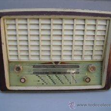 Radios de válvulas: RADIO A VALVULAS VICA , AÑOS 50 , MODELO 870. Lote 30478208