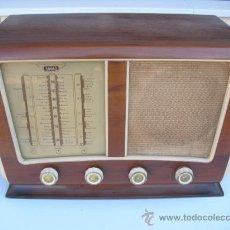 Radios de válvulas: UNA JOYA DE RADIO ESPAÑOLA , ANGLO-AESSA , FABRICADA EN BARCELONA Y MADRID EN LOS AÑOS 50. Lote 30662964