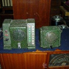 Radios de válvulas: RADIO INTERFONO. Lote 30946990