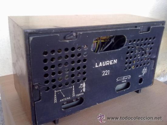 Radios de válvulas: radio antigua leer - Foto 3 - 30998265