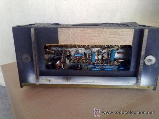 Radios de válvulas: radio antigua leer - Foto 4 - 30998265