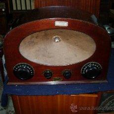 Radios de válvulas: RADIO CHAMPION. Lote 31194812