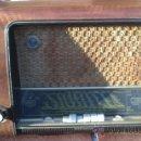 Radios de válvulas: RADIO:TELEFUNKEN CONCERTINA-53 WECHSELSTROM-SUPER .MADE IN GERMANY. Lote 31312391