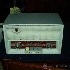 Radios de válvulas: RADIO IBERIA FUNCIONANDO. Lote 78891970