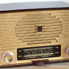 Radios de válvulas: GRUNDIG MODELO 80 U: RECEPTOR DE RADIO A VÁLVULAS. Lote 31965899