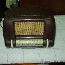 Radios de válvulas: RADIO SIN MARCA. Lote 32511291