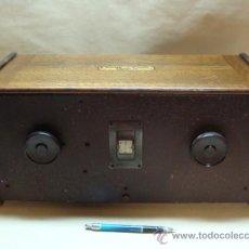 Radios de válvulas: RADIO DE VÁLVULAS OSRAM. Lote 32618556