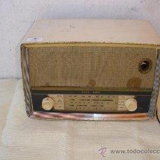Radios de válvulas: RADIO DE BAQUELITA EKCO . Lote 32634478