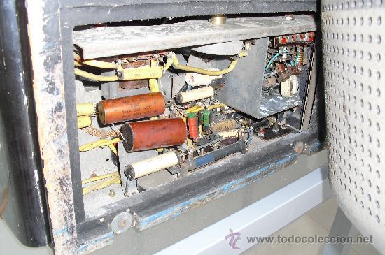 Radios de válvulas: RIDER RADIO - RADIO ESPAÑOLA - Foto 4 - 33656517