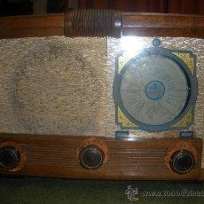 Radios de válvulas: RADIO DE VALVULAS FIEL SON - MARCA MUY RARA. Lote 34148774